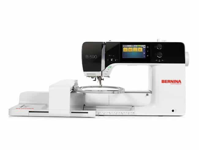 Macchina per cucire e quiltare Bernina 590