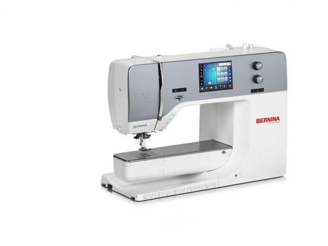 Macchina per cucire e ricamare Bernina 720
